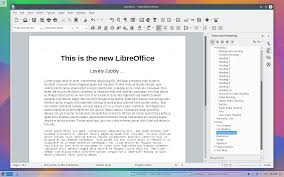 Microsoft Office Spreadsheet Free Download Libreoffice Free Download V5 0 1 Open Source Office Softlay