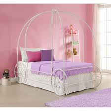 Twin Beds For Girls Dorel Dhp Metal Twin Carriage Bed Multiple Colors Walmart Com