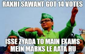 Meme India - election results meme