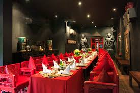 layout gedung dhanapala dapur babah elite restaurant the art soul romance of indonesia
