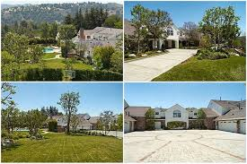 Jennifer Lopez Home by Celeb R E Marc Anthony Settles Down In Encino U0027s Amestoy Estates