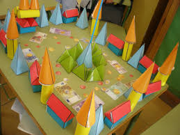 Geometry Map Project Geometric City Lessons Tes Teach