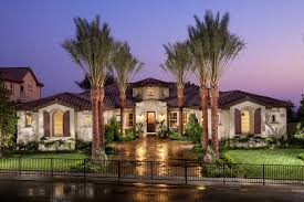 one story mansions toll brothers at amalfi hills positano collection home plans