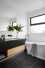 all white bathroom ideas modern black and white bathroom decor with wall black