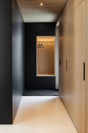 a strikingly minimal home built in less than six months dwell