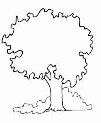 Coloriages arbres
