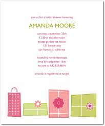 bridal registry nashville tn bridal shower invitations bridal shower invitations registry