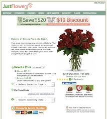 just flowers florist justflowers promotion code april 2018 finder