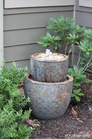 25 gorgeous patio fountain ideas on pinterest garden fountains