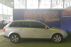 2004 audi a4 wagon for sale 2004 audi a4 1 8t stationwagon auto cars for sale in gauteng r