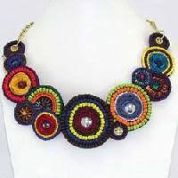 jute earrings jute jewellery manufacturers suppliers exporters in india