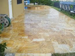 travertine patio pavers blog patios pools driveways inc 561 488 5000 boca raton fl