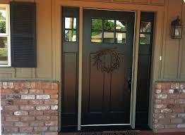 front doors painting interior front door black repainting front