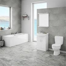 Vanity Bathroom Suite by Alaska Vanity Bathroom Suite Inc 1700mm Bath Victorian Plumbing