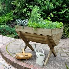 water trough planter garden planters wooden plastic u0026 contemporary styles notcutts