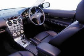 mazda tribute 2002 interior buyer u0027s guide mazda gg gy mazda6 2002 07