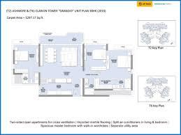 3bhk House Plans L U0026t Emerald Isle Powai In Mumbai Plans Location Price