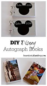140 best disney autograph book images on pinterest cards