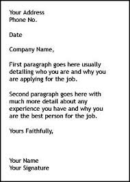 how a cover letter looks like shining inspiration should i