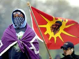 Canadian Flag History Facts History Of The Mohawk Warrior Flag A Legacy Of Lawlessness