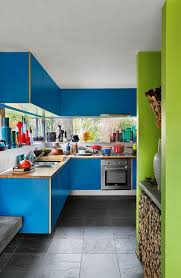 blue and green kitchen 236 best kitchens color images on pinterest kitchen colors