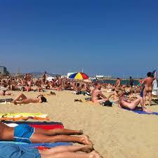 Nude Beach Meme - platja de la mar bella diagonal mar i el front maritim del