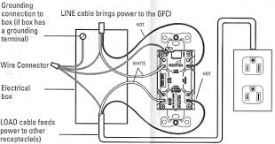 wiring multiple gfci outlets in gfci diagram carlplant