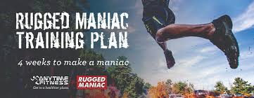 Rugged Manaic Rugged Maniac Training Plan