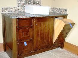 Bathroom Cabinets Built In Bathroom Vanity With Laundry Hamper Built In U2014 Nursery Ideas
