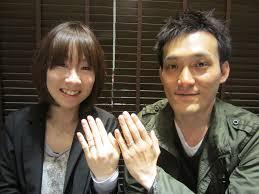wedding ring japan from mokumeganeya customer mokumeganeya vip wedding band and