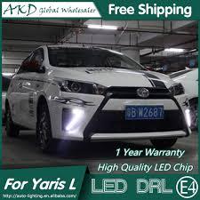 feux lexus toyota yaris online get cheap yaris led running light aliexpress com alibaba