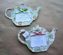 free printable bridal shower tea party invitations pin by anita rita csatai on csomagolas pinterest tea parties