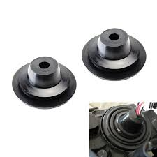 nissan juke xenon headlights amazon com ijdmtoy 2 universal rubber housing seal caps for