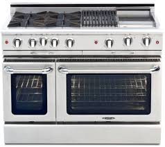 Wolf 48 Inch Gas Cooktop 48 Inch Ranges Stoves For Sale Aj Madison