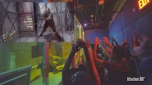 6 Flags California Tickets 4k Vault 666 Haunted Maze Fright Fest 2017 Six Flags Magic