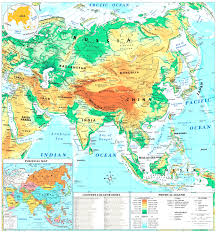 Map Of Countries Asia Maps Of Countries Atlas Beautiful Map Geography In