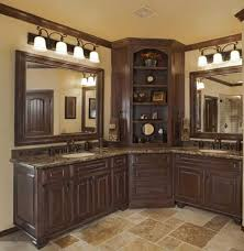 corner bathroom vanity ideas 1000 ideas about corner bathroom vanity on his and