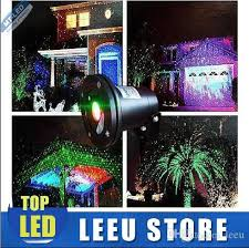 Projector Christmas Lights Xoutdoor Ip44 Water Proof Laser Light Red Green Firefliles Effect