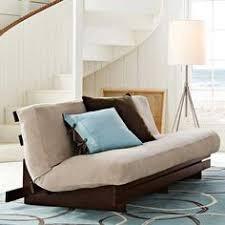 futon living room small sectionals lounge sofas pbteen pb teen pinterest