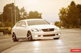 lexus gs300 rims vossen wheels lexus gs vossen cv3r