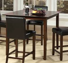 Counter Height Bar Table High Pub Style Dining Table Pub Height Dining Table With Butterfly