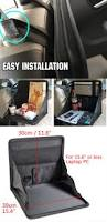 Auto Laptop Desk by Accessories Car Auto Back Seat Laptop Holder Tray Bag Mount Food