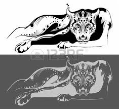 panther tribal artists that inspire