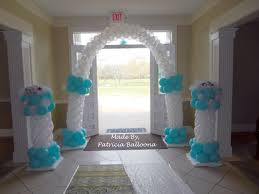 336th 337th 338th 339nth and 340th balloon sculptures wedding