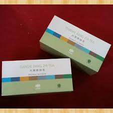 Teh Jiang jual green tea tiens teh hijau pelangsing jiang zhi tea paket