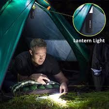 amazon com byb portable 2 in 1 led camping lantern and flashlight