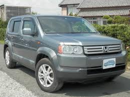 honda crossroad 2007 car list