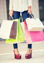 mall shopping bags fashion handbags