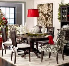 Pier One Dining Table Kitchen End Tables Pier  The Dining Room - Damask dining room chairs