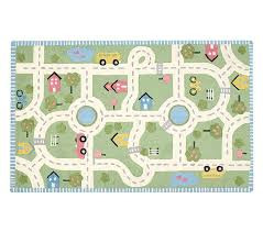 Kid Play Rug Play In The Park Rug Pottery Barn